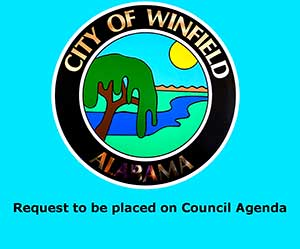 Council Agenda Request
