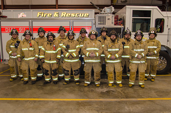 Winfield Firefighters