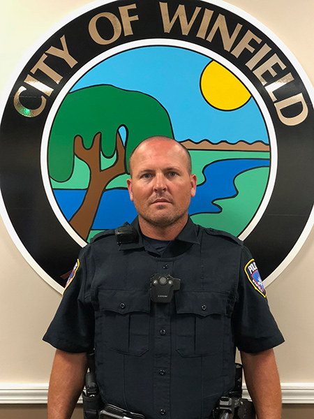 Officer Matthew Chandler