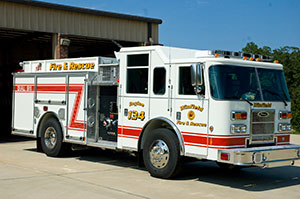 2011 Pierce Pumper